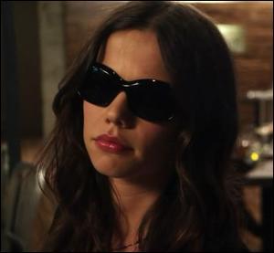 Comment Jenna est-elle devenue aveugle ?