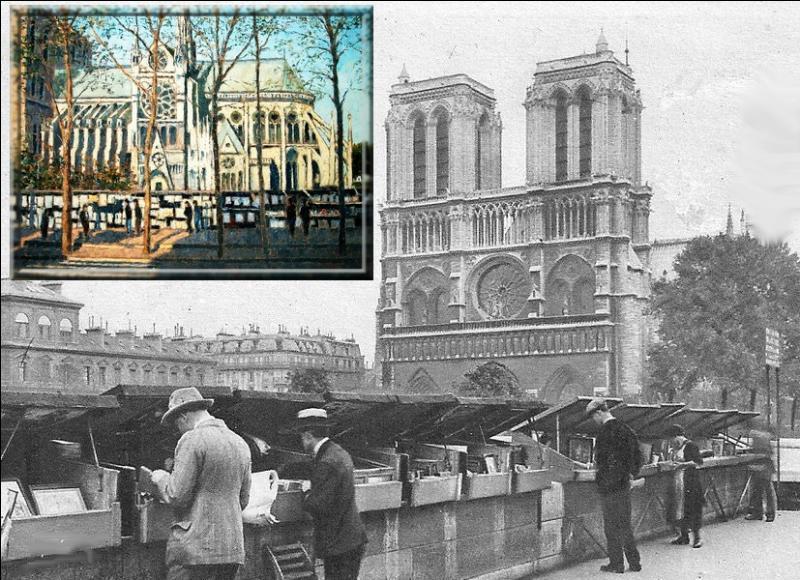 Maître du paysage au regard sensible. Ami de Matisse et de Derain, il a peint Paris et ses environs, les ponts de la Seine et Notre-Dame...