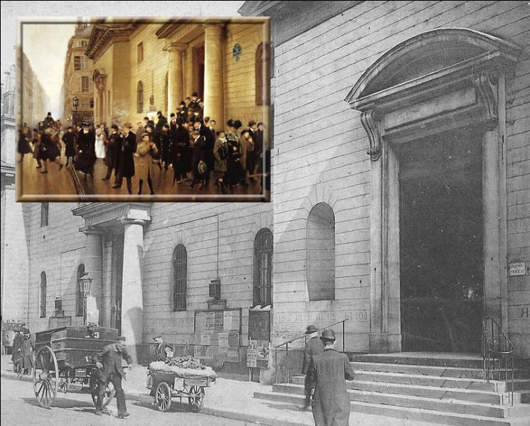 Peintre de la vie parisienne, Jean Béraud nous a laissé de nombreuses vues de Paris. Quelle sortie de lycée représente cette toile de 1903 ?