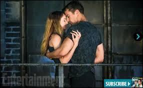 Tris a-t-elle déjà eu une simulation où elle était avec Quatre ?