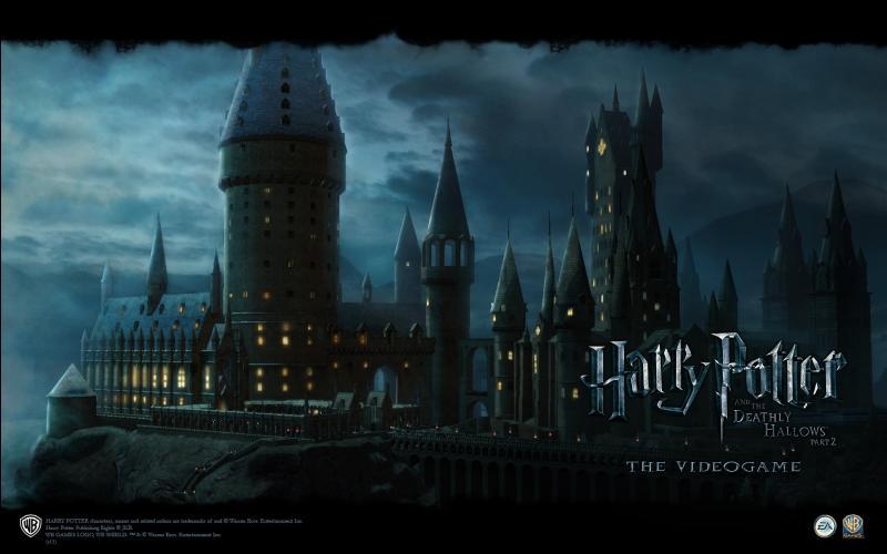 Comment Harry et ses amis font-ils pour rentrer dans le château de Poudlard ?