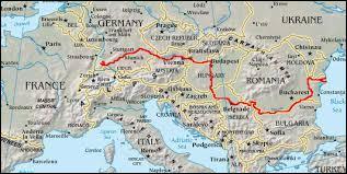 Quel est le nom de ce fleuve européen ?