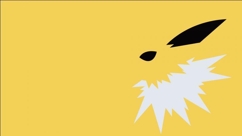 Quel Pokémon est caché sur ce fond d'écran ?