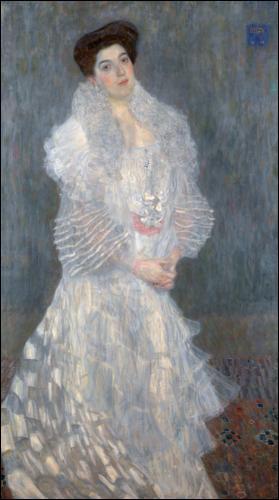 Qui a peint Portrait d'Hermine Gallia ?