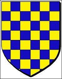 Voici le blason de la commune Mariligérienne (44) de Donges . Elle se situe en région ...