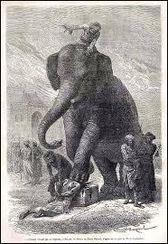 Les animaux sauvages ont souvent été de terribles instruments d'exécution. Durant près de 2000 ans, on utilisait un éléphant pour écraser le corps d'un condamné à mort. Dans quelle partie du monde a-t-on principalement usé de cette méthode ?