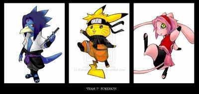 Quel Pokémon représente Sakura ?