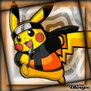 Quand Pokémon se mêle à Naruto
