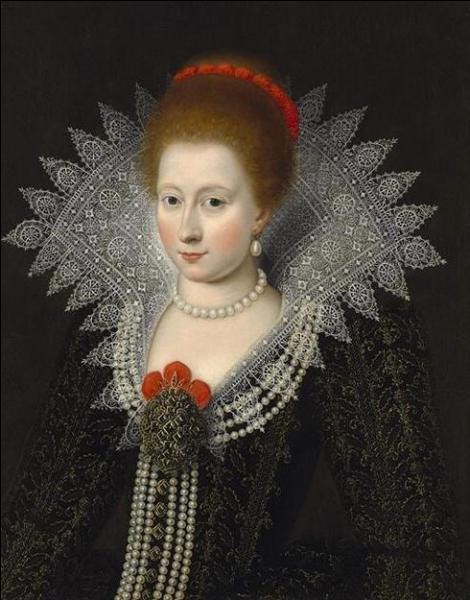 ... a 16 ans quand elle entre au service de Marie de Médicis, deuxième épouse d' Henri IV. Le roi, 55 ans, se prend d'une folle passion pour la jeune femme et lui fait épouser Henri II de Bourbon-Condé. Celui-ci ne supporte pas de partager sa femme avec le roi. Le couple s'enfuit, Henri IV les suivra sous divers déguisements. Cette poursuite sera interrompue par le couteau de Ravaillac.