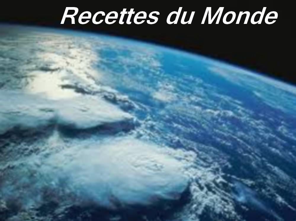 Recettes du Monde