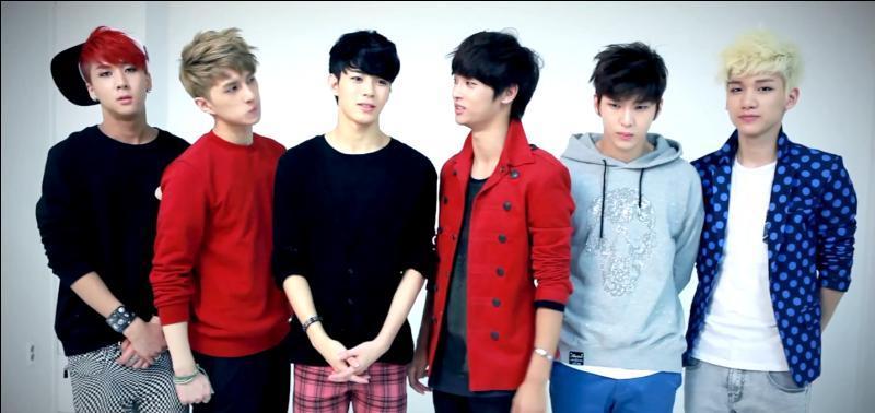 Groupes de Kpop