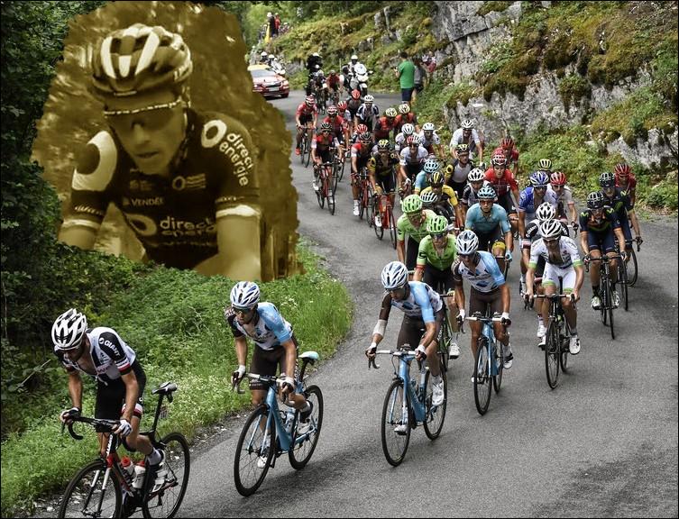 Avec 18 fois au départ au Tour de France, il est le recordman des participations à l'épreuve...