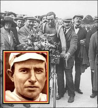 En le remportant en 1922 à l'âge de 36 ans et 4 mois, il reste toujours le plus âgé des vainqueurs du Tour...