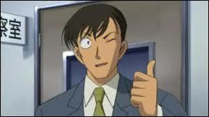 'Détective Conan' : Takagi Wataru est amoureux de Miyamoto Yumi.