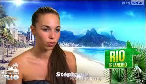 """Au début des """"Marseillais à Rio"""", Stéphanie est-elle célibataire ?"""