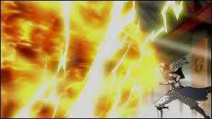 Cette attaque de Natsu utilisée contre Hades c'est...