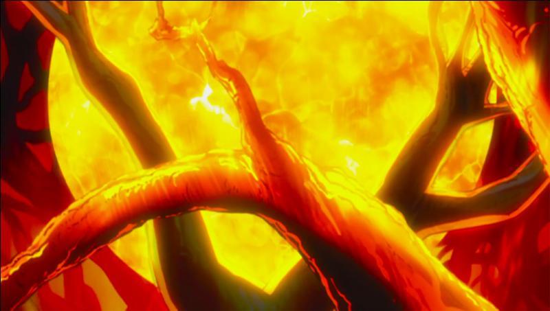 Cette attaque de Azuma qui concentre toute l'énergie de Tenro pour créer une grande explosion, c'est...