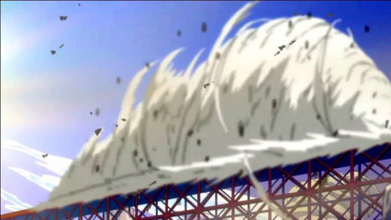 Cette attaque Eligoal qui était censée réduire Natsu en mille morceaux, c'est...