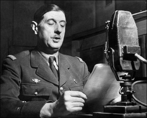 Au mois de juin 1940, le Général de Gaulle lance un appel à la BBC, il commence par ces mots : Le gouvernement français, après avoir demandé l'armistice, connaît, maintenant, les conditions dictées par l'ennemi ... A quelle date précise cet appel fut-il prononcé ?