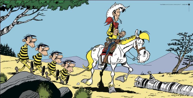 Beaucoup d'entre nous se sont régalés en lisant les aventures de Lucky Luke, or il se trouve que certains des personnages côtoyant notre héros ont vraiment existé !