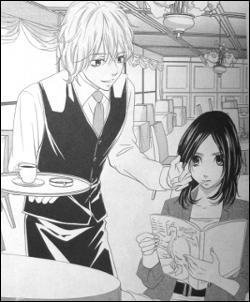 Sumi, 28 ans, est amoureuse de Natsuki depuis dix ans sans jamais avoir osé lui avouer ses sentiments. Un jour, pour récompenser le travail des employées, sa patronne ouvre une cantine d'entreprise plutôt originale : le service est assuré par de jeunes et beaux garçons.