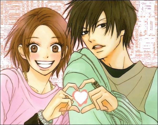 Haruna Nagashima s'est consacrée uniquement au softball pendant ses années de collège. C'est une fille dynamique, vive, musclée et son goût vestimentaire est loin de faire l'unanimité chez la gent masculine. Et bien que jolie, aucun garçon ne la regarde. Elle est pourtant motivée à vivre une histoire d'amour. Elle demande à Yo Komiyama, un camarade de classe, de la coacher en amour.