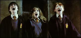 """Que découvrent Harry, Hermione et Ron sur la trappe dans """"Harry Potter à l'école des sorciers"""" ?"""