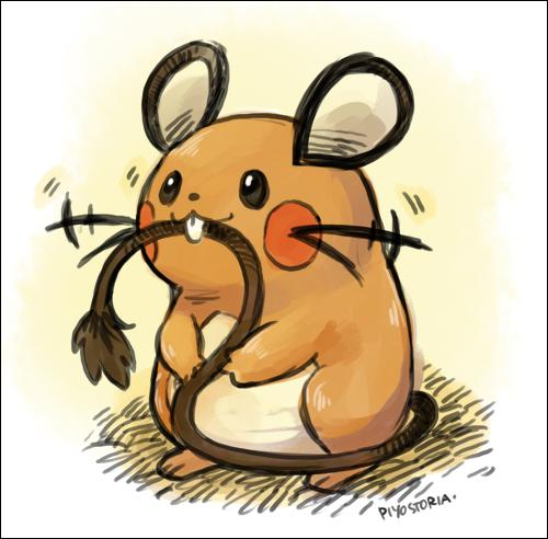 Qui est cet adorable Pokémon électrique ?