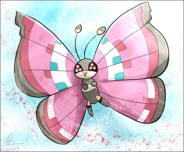 Qui est ce beau papillon ?