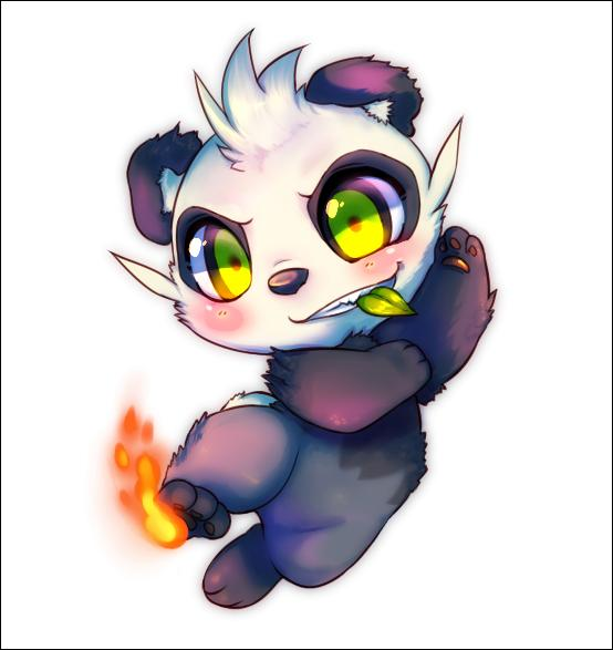 Qui est cet adorable panda ?