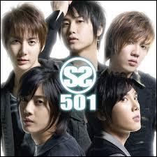 Parmi ces OST cochez celles chantées par le groupe SS501