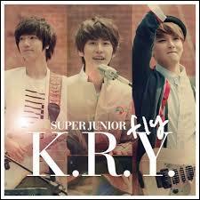 Parmi ces OST cochez celles chantées par le groupe Super Junior KRY