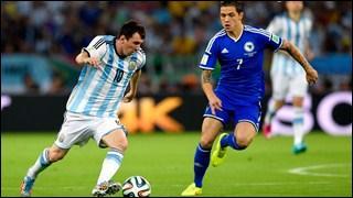 L'Argentine a battu la Bosnie 2-1. Grâce à Messi, ils ont pu faire la différence. Mais où ces deux équipes ont-elles joué le match ?