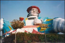 Cette attraction du parc Mirapolis, en Ile-de-France (parc aujourd'hui fermé), s'inspirait de :