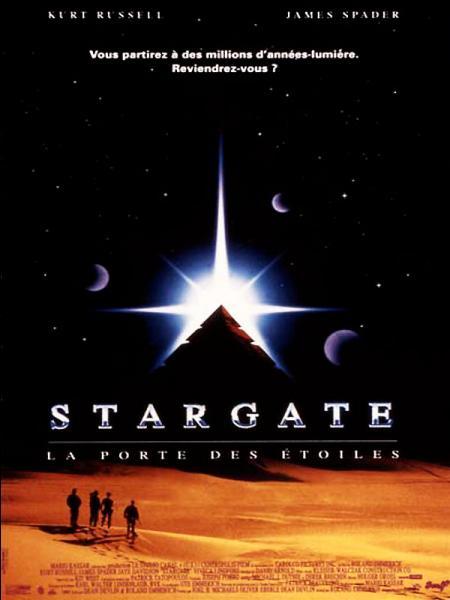 """En quelle année le film """"Stargate"""" est-il passé au cinéma ?"""