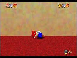 """Dans """"Mario Galaxy 1"""", Mario arrive sur une planète où il est endormi. Qui le réveille ?"""