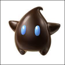 """De retour dans """"Mario Galaxy 1"""", comment s'appelle l'enfant étoile tout noir, le fidèle compagnon d'Harmonie ?"""