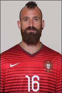 Quel joueur portugais a particulièrement soigné son look pour participer à la Coupe du monde ?