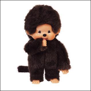 Ce primate téte son pouce sans arrêt, c'est :