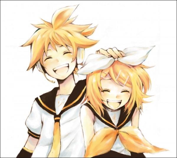 Rin et Len sont :