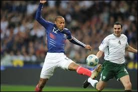 Thierry Henry est le meilleur buteur de France.