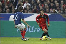 Quand s'est passé le premier match de la France ?