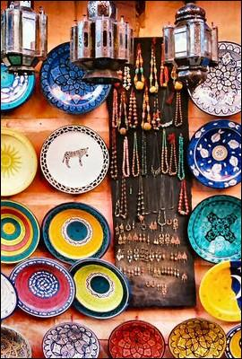 Comment nomme-t-on les marchés au Maroc ?