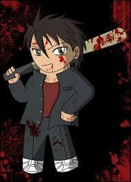 C'est un chasseur de zombie, comment s'appelle-t-il ?