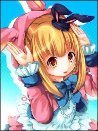 Quel est le nom de cette jeune fille qui adore les cosplays ?