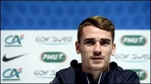 Place maintenant à un ailier de l'équipe de France, Antoine Griezmann. Quel est l'âge de ce jeune joueur en 2014 ?