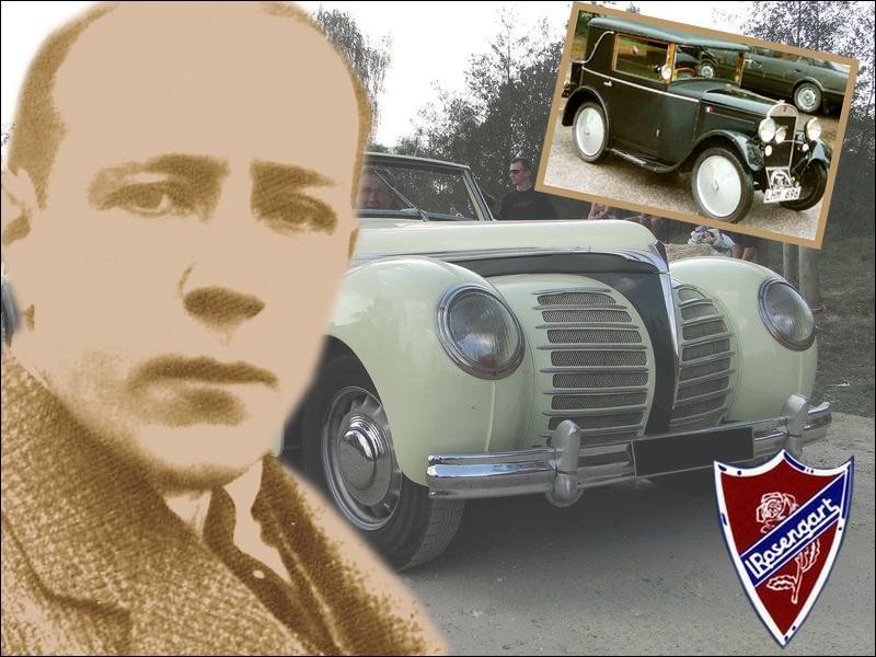 Cet industriel français très ingénieux et inventeur du boulon inoxydable, fonde sa société de construction automobile en 1928...