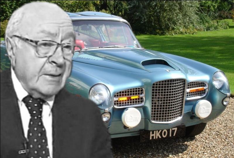 Jean Daninos fait ses débuts dans l'automobile chez Citroën. Il fonde en 1954 une marque de voitures de prestige qui durera seulement 10 ans...
