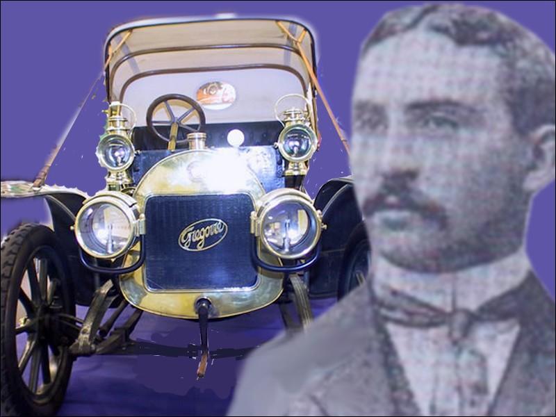 """Créée par Pierre Joseph Grégoire, la marque """"Grégoire"""" dès 1903 laisse dans l'histoire de l'automobile une trace joyeuse et coloré. Auteur de nombreux brevets, Pierre Joseph Grégoire met au point en 1906..."""