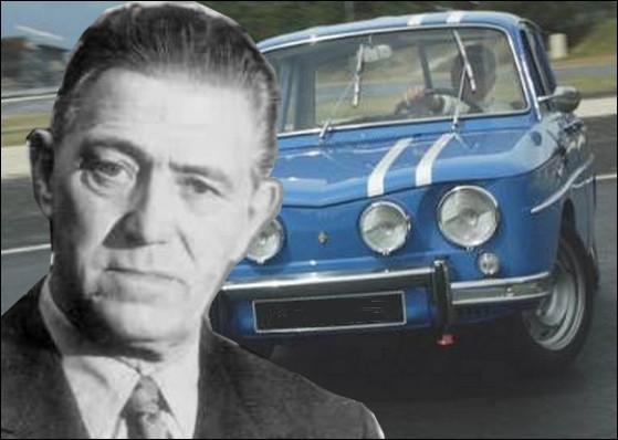 Constructeur de voitures de course des années 1950. d'origine italienne, Amédée Gordini a exercé les fonctions de mécanicien, de pilote, de préparateur et de constructeur. Il fut surnommé dans le milieu automobile...